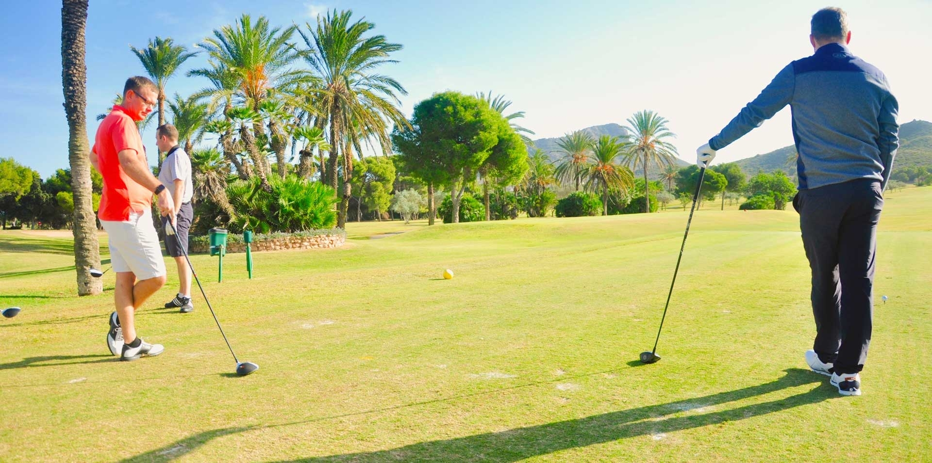 Almería Golf Club Hire